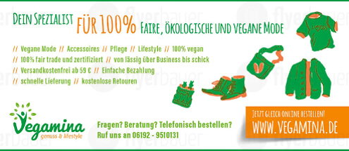 Anzeigengestaltung für einen Online-Shop