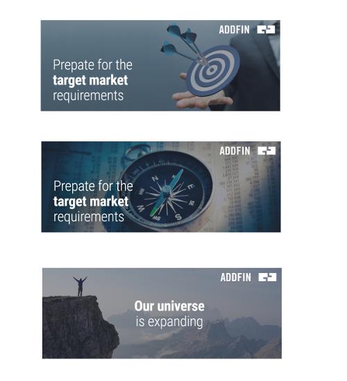 Software/Applikation für Finanzintermediäre sucht Banner-Design