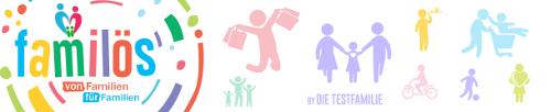 Banner-Design für Produkttester-Website