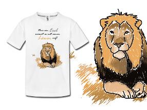 T-Shirt-Design für Werbung und Verkauf