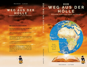 Buchcover-Design für religiöse Texte