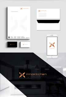 Corporate-Design für InnoKitchen GmbH