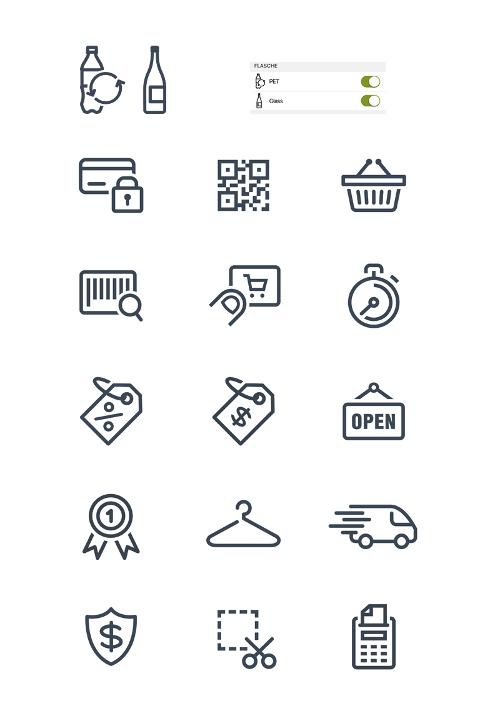 Getränke-App sucht Icon-Design für Filterfunktion