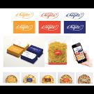 Logo und Visitenkarten-Design für Produktionsfirma für Pasta