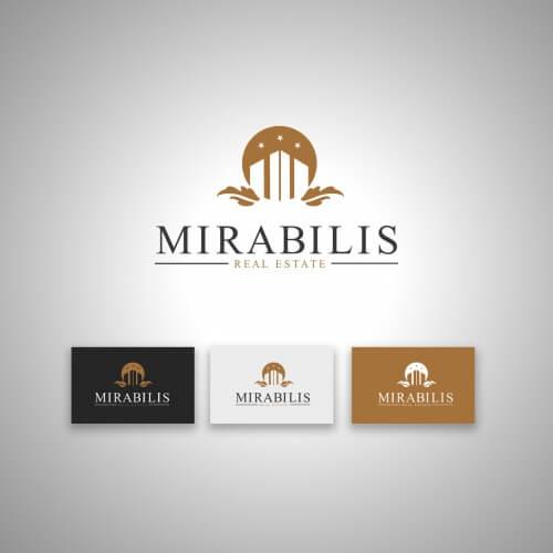 Luxusimmobilienvertrieb sucht Logo- und Visitenkartendesign