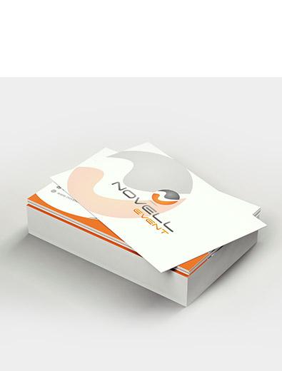 Individuelles Visitenkarten-Design zu einem fairen Preis