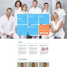 Webdesign-Relaunch für Augenarztpraxis
