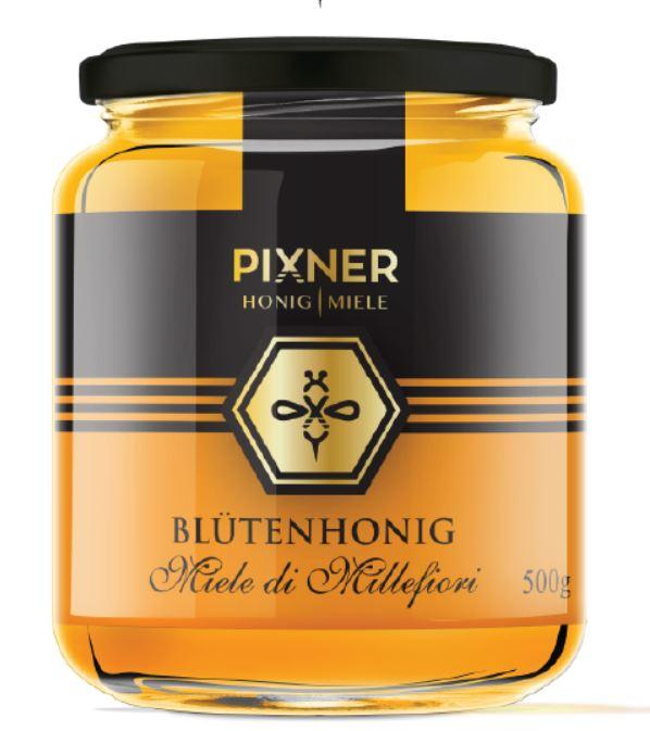 Etiketten für Honigglas » Etiketten » Briefing » designenlassen.at